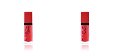 Bourjois ROUGE VELVET liquid lipstick #04-peach club