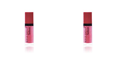Bourjois ROUGE VELVET liquid lipstick #07-nude-ist 7,7 ml