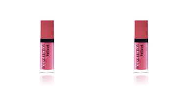 ROUGE VELVET liquid lipstick #10-don't pink of it Bourjois
