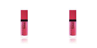 ROUGE VELVET liquid lipstick #11-so hap'pink Bourjois