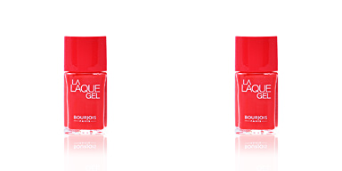 Bourjois LA LAQUE GEL #04-flambant rose 10 ml