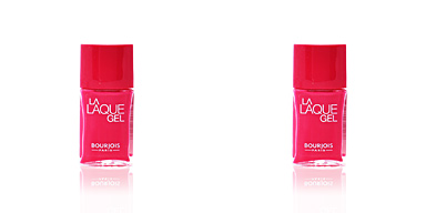Bourjois LA LAQUE GEL #06-fuchsiao bella