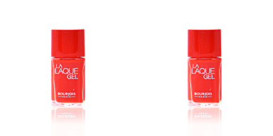 Bourjois LA LAQUE GEL #13-reddy for love?