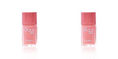 Bourjois LA LAQUE GEL #26-pink twice 10 ml