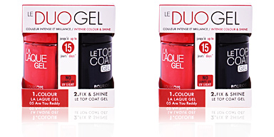 Bourjois NAILS LA LAQUE gel SET 2 pz