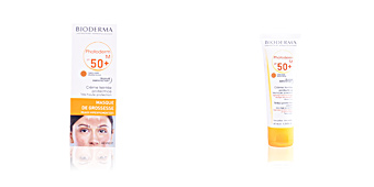 Faciales PHOTODERM M crème teintée protectrice SPF50+ Bioderma