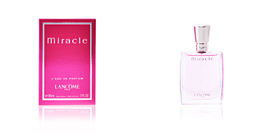 Lancôme MIRACLE limited edition perfume