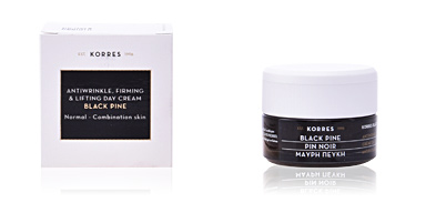 Skin tightening & firming cream  BLACK PINE Day Cream N-C Korres