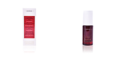 Anti ojeras y bolsas de ojos WILD ROSE brightening & line-smoothing serum Korres