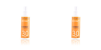 Corporales SUNSCREEN face & body emulsion yoghurt SPF30 spray Korres