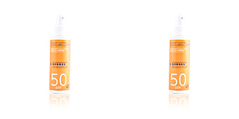 SUNSCREEN face & body emulsion yoghurt SPF50 spray Korres