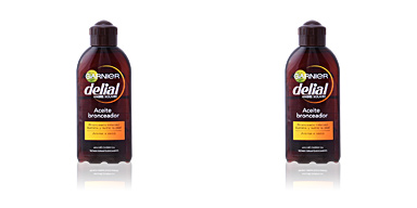 IDEAL BRONZE aceite bronceador intenso Delial