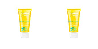 Facial SUN crème solaire dry touch face cream SPF50 Biotherm