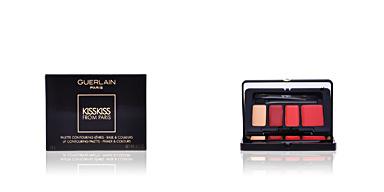 Guerlain KISSKISS palette contouring lèvres #red passion coll 3,5 gr