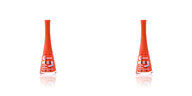 Bourjois 1 SECONDE nail polish #058-diabo orange