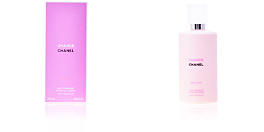 CHANCE EAU VIVE body lotion Chanel