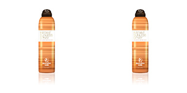 SUNLESS INSTANT rich bronze color spray Australian Gold