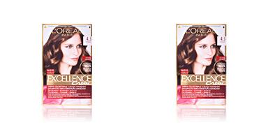 EXCELLENCE creme tinte #4,3 chocolate caramelo L'Oréal Expert Professionnel