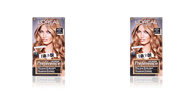 Tintes PRÉFÉRENCE MECHAS SUBLIMES #002-dark to light blonde L'Oréal París