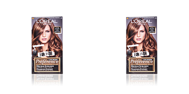 Tintes PRÉFÉRENCE MECHAS SUBLIMES #004-brown to light blonde L'Oréal París