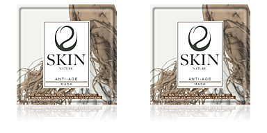 Mascarilla Facial SKIN O2 máscara facial ginseng + colageno Skin O2