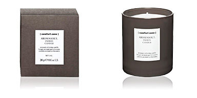 AROMASOUL indian candle Comfort Zone