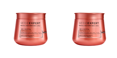 Mascarilla reparadora INFORCER strengthening anti-breakage masque L'Oréal Professionnel