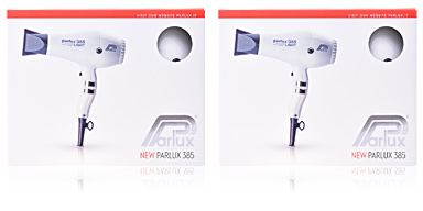 Secador de pelo HAIR DRYER 385 power light ionic & ceramic #white Parlux