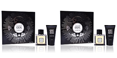 L'HOMME IDEAL lote 2 COFFRET Guerlain