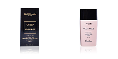 Fondation de maquillage AQUA NUDE perfecting fluid SPF20 Guerlain
