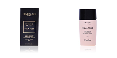 Foundation Make-up AQUA NUDE perfecting fluid SPF20 Guerlain