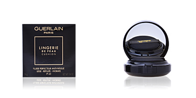 Foundation makeup LINGEIRE DE PEAU cushion SPF25 Guerlain
