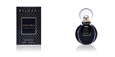 Bvlgari GOLDEA THE ROMAN NIGHT eau de parfum vaporizador 50 ml