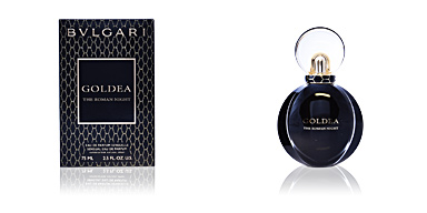 Bvlgari GOLDEA THE ROMAN NIGHT eau de parfum vaporizador 75 ml