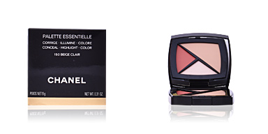 Highlighter makeup PALETTE ESSENTIELLE Chanel