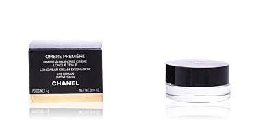 Sombra de ojos OMBRE PREMIÈRE ombre à paupières crème Chanel