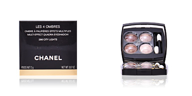 Chanel LES 4 OMBRES #286-city lights 2 gr
