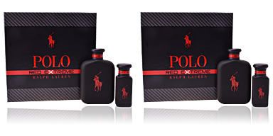 Ralph Lauren POLO RED EXTREME set