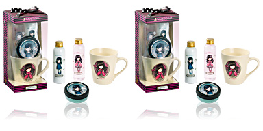 Gel de baño GORJUSS LADYBIRD GIFT SET Gorjuss