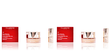 SKIN ILLUSION mineral & plant extracts Clarins
