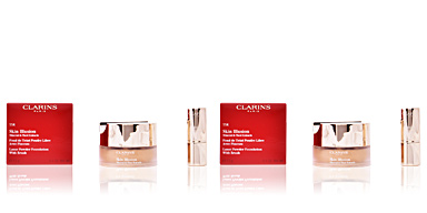 Fondation de maquillage SKIN ILLUSION mineral & plant extracts Clarins