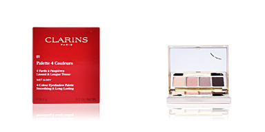 Eye shadow PALETTE 4 COULEURS Clarins