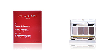 Clarins PALETTE 4 COULEURS #03-brown 6,9 gr