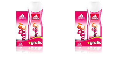 Adidas WOMAN FRUITY RHYTHM COFFRET parfum