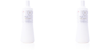Lociones activadoras BLONDOR FREELIGHTS developer 9% Wella