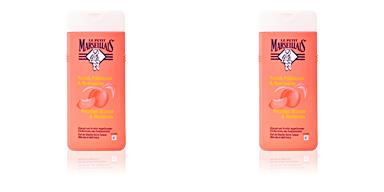 MELOCOTÓN BLANCO Y NECTARINA gel de ducha Le Petit Marseillais