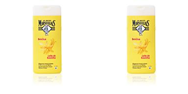 Le Petit Marseillais LECHE DE VAINILLA gel de ducha 650 ml
