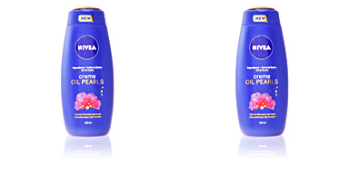 Shower gel OIL PEARLS CREME cherry blossom Nivea