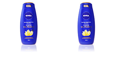 Shower gel OIL PEARLS CREME lotus flower Nivea