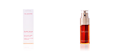 Anti-Aging Creme & Anti-Falten Behandlung DOUBLE SÉRUM traitement complet anti-âge intensif Clarins
